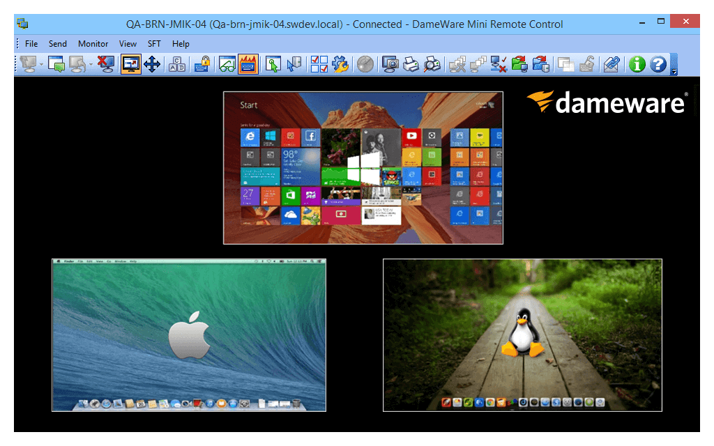 1 drs window linux mac