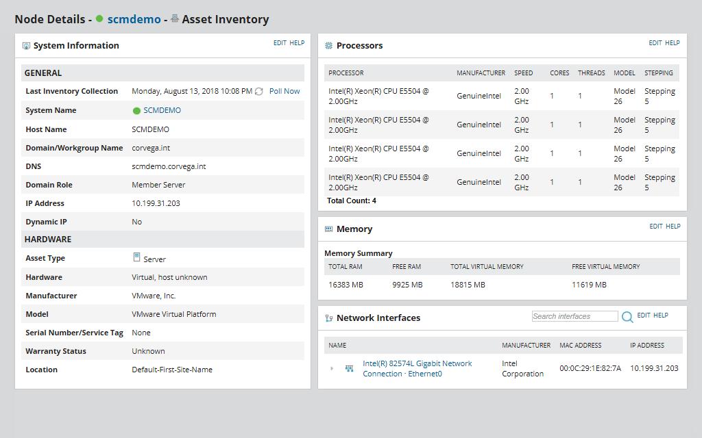 5 inventaire des actifs SCM
