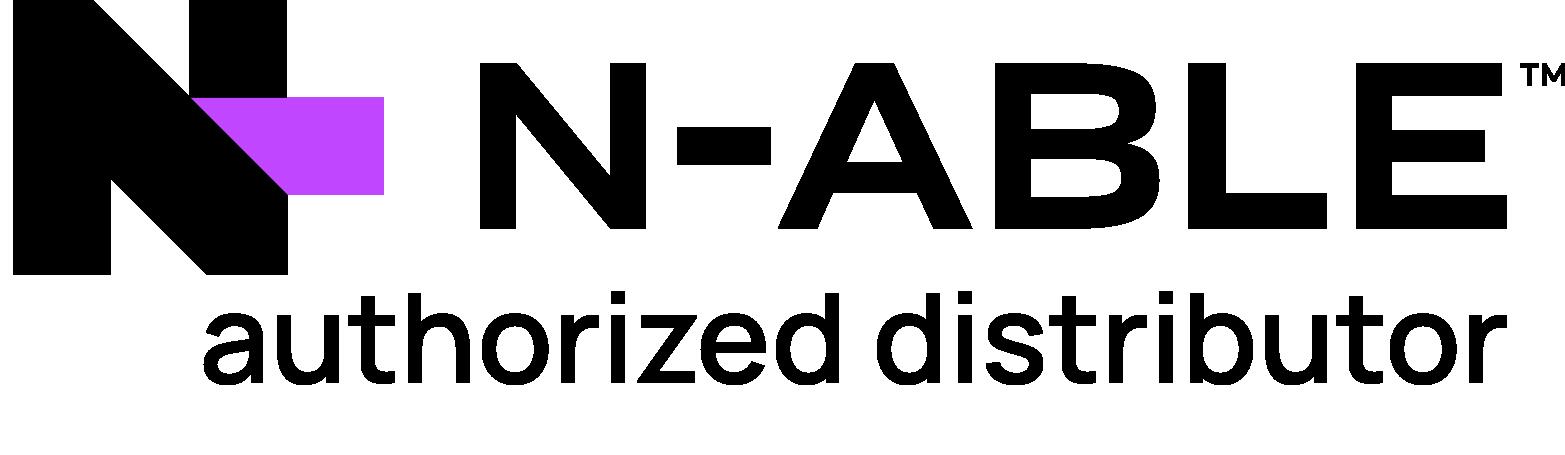 N able distributor logo US 2 color RGB
